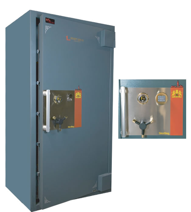 Kingdom USA Sterling TL Rated Safes