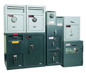 Depository AMSEC Safes