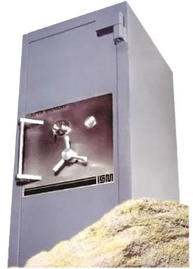 ISM Safes that can be delivered in the United States