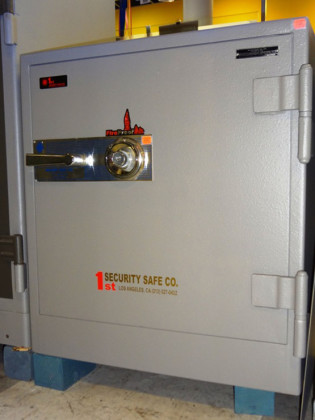 Non TL Rated Fire Resistant Safes, Used Safes #3 – 1st Security