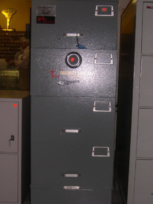 File Cabinets, Used Safes #33 – Mosler