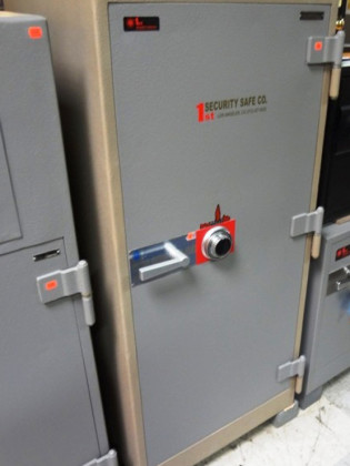 Non TL Rated Fire Resistant Safes, Used Safes #75 – Major