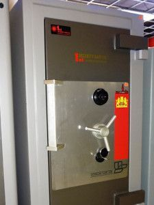 "High Security ""Equivalent"" Safes, Used Safes #8 – Ultimate"