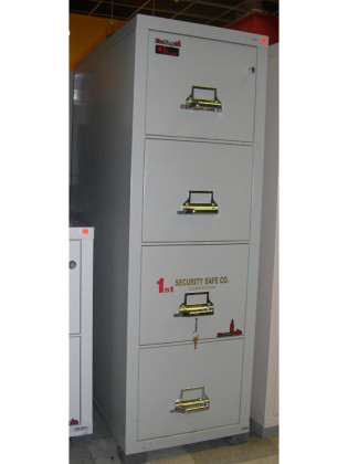 File Cabinets, Used Safes #88 – Fire King