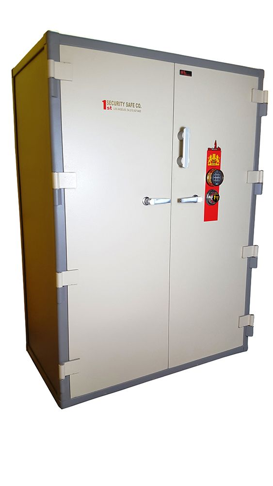 Non TL Rated Fire Resistant Safes