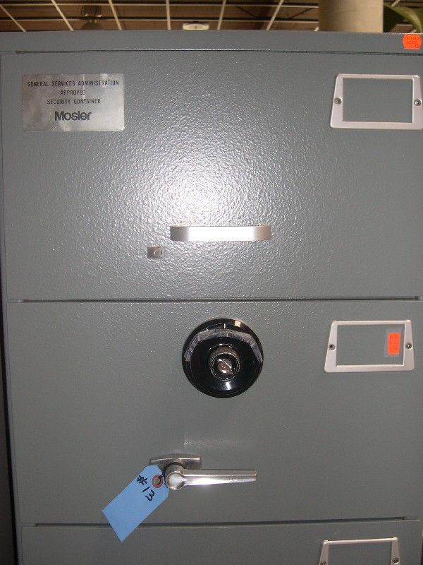13 – Mosler | First Security Safe Company