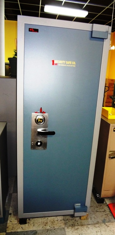 TL30 Fire & Burglary Safes