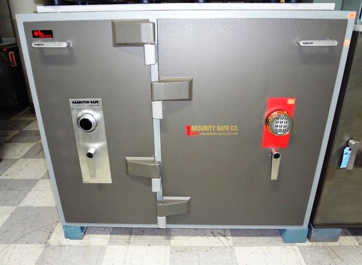 TL30 Burglary Rated Safes