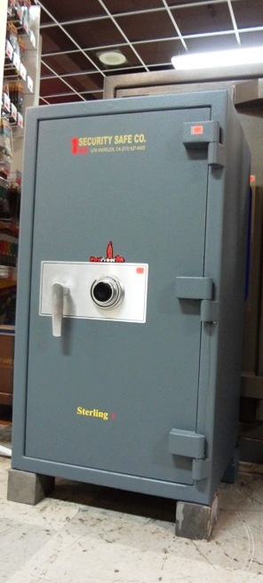 Fire & Burglary Rated Safes