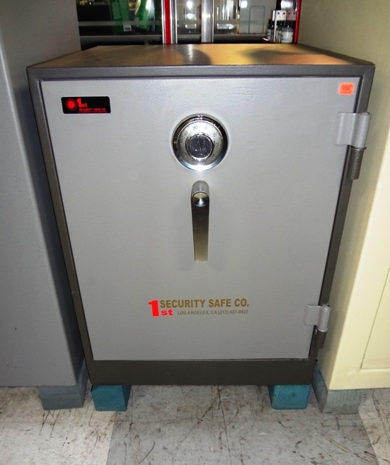 Fire Rated Safes
