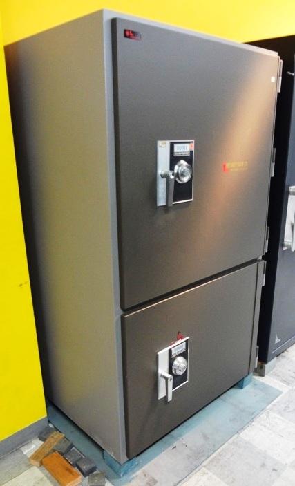 TL15 Fire & Burglary Safes