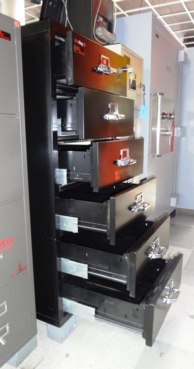 Fire Proof File Cabinets