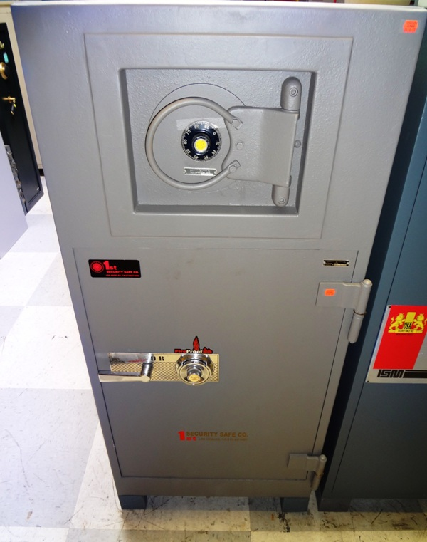 Fire and Burglary Rated Safes