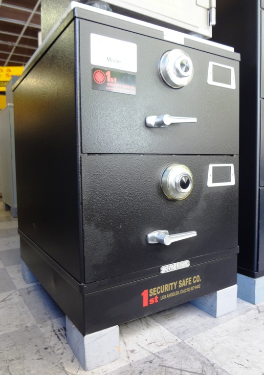 36 Mosler First Security Safe Company