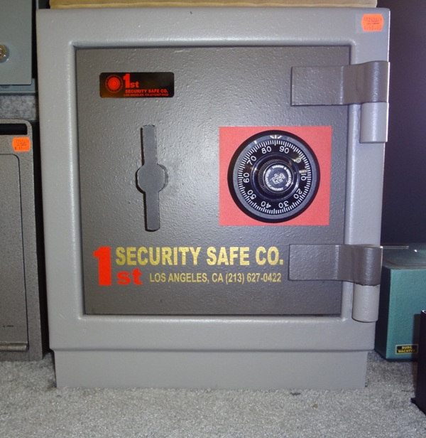95 1st Security First Security Safe Company
