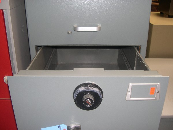 GSA Approved Safes